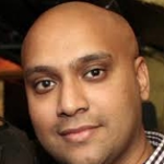 Raghu Gullapalli (Executive Director of the Emerging Technologies & Business Development at LVPEI)