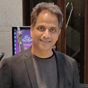 Ravi Garikapati (Ex-CTO, Flipkart and Co-Founder & CEO of Davinta Financial Services)